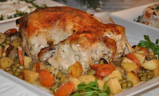 Fırında lezzetli ve özgün fırında pişirme yöntemi: yemek tarifleri